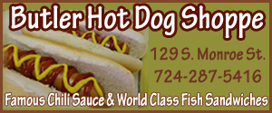 Butler Hot Dog Shop