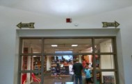 Sixth Graders Check Out New Butler Middle School