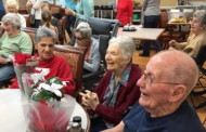 'Project Poinsettia' Brings Holiday Cheer To Seniors