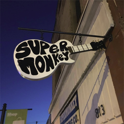 September 11: Super Monkey Recording