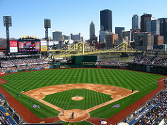 Pirates open series with Yankees tonight at PNC Park