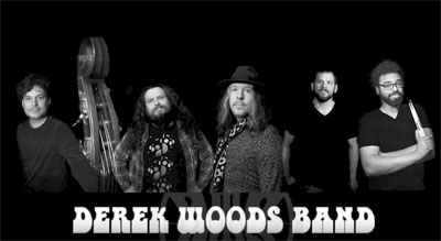 May 14, 2017: Derek Woods Band