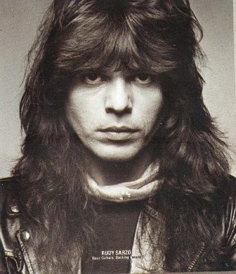 Rudy Sarzo on TRS