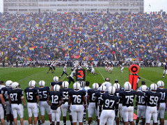 Penn State's Franklin adds long-snapper to scholarship roll