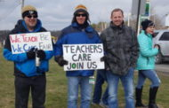 BREAKING: South Butler Teachers Officially On Strike