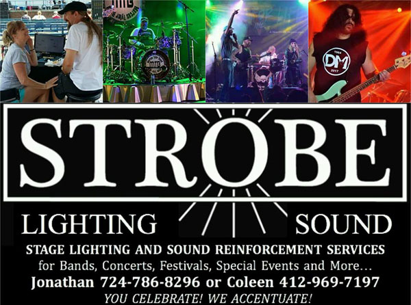 July 29, 2018: Strobe Lighting & Sound