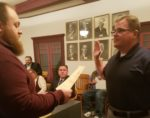 New Butler City Police Chief Addresses Council