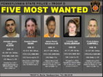 'Most Wanted' Suspect Captured
