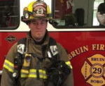 Volunteer Firefighter Killed In Crash