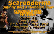 October 27, 2019: Scareoderma